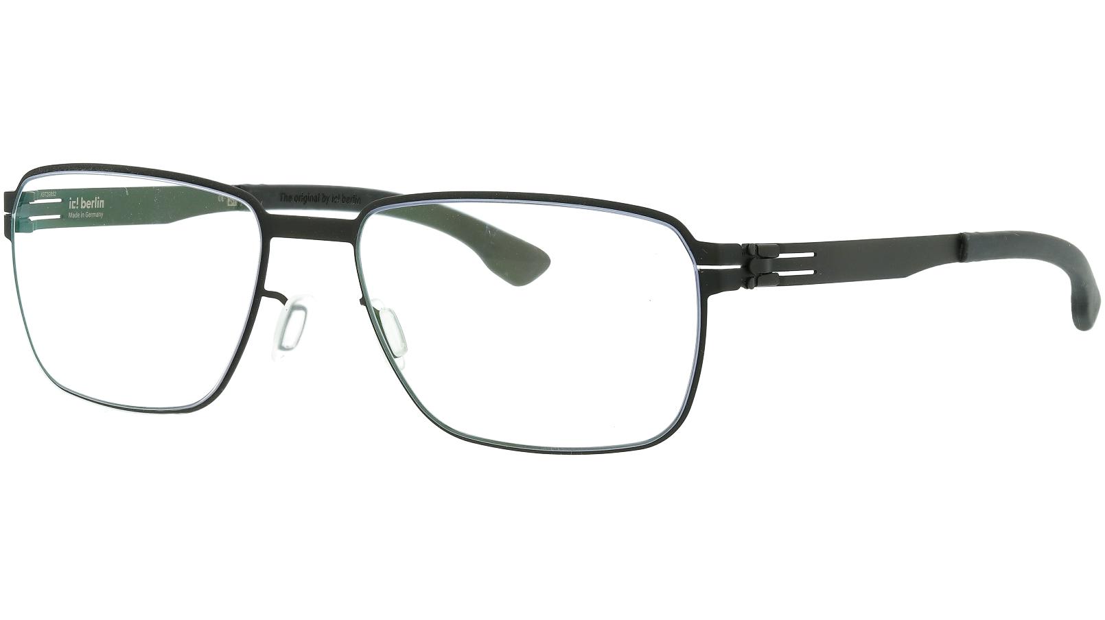 ic! Berlin Juan P. Black 52 Donnerstag Glasses