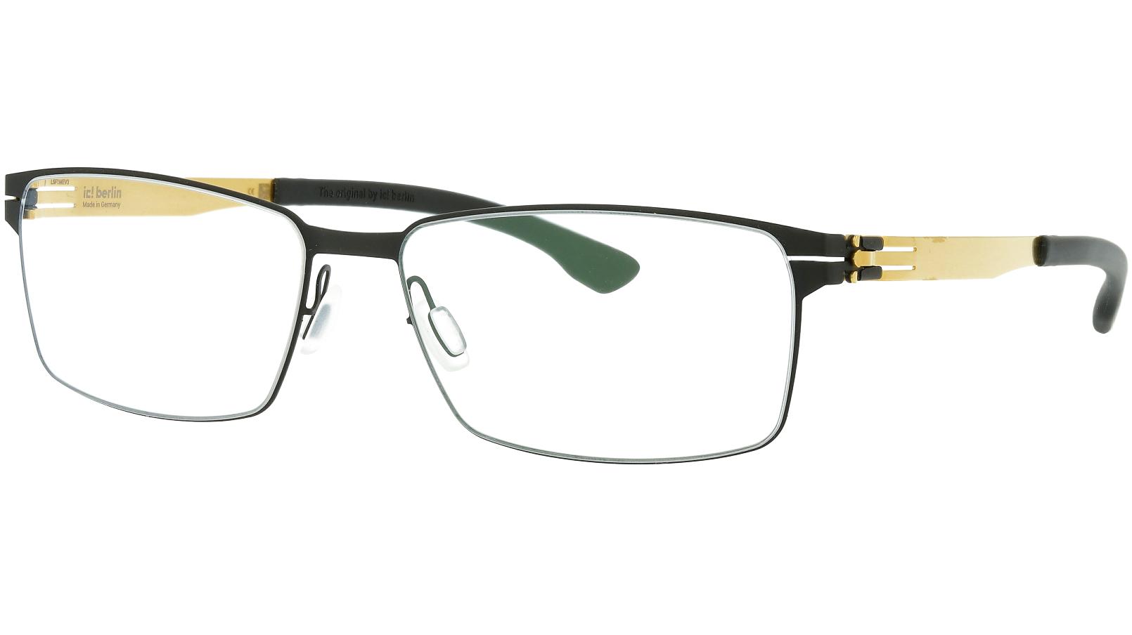 ic! Berlin Toru N.Black 57 Donnerstag Glasses