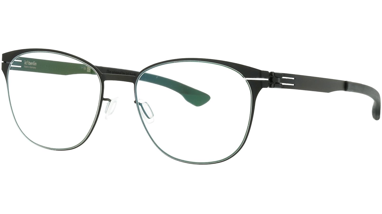 ic! Berlin Ludmila L. Black 51 Donnerstag Glasses