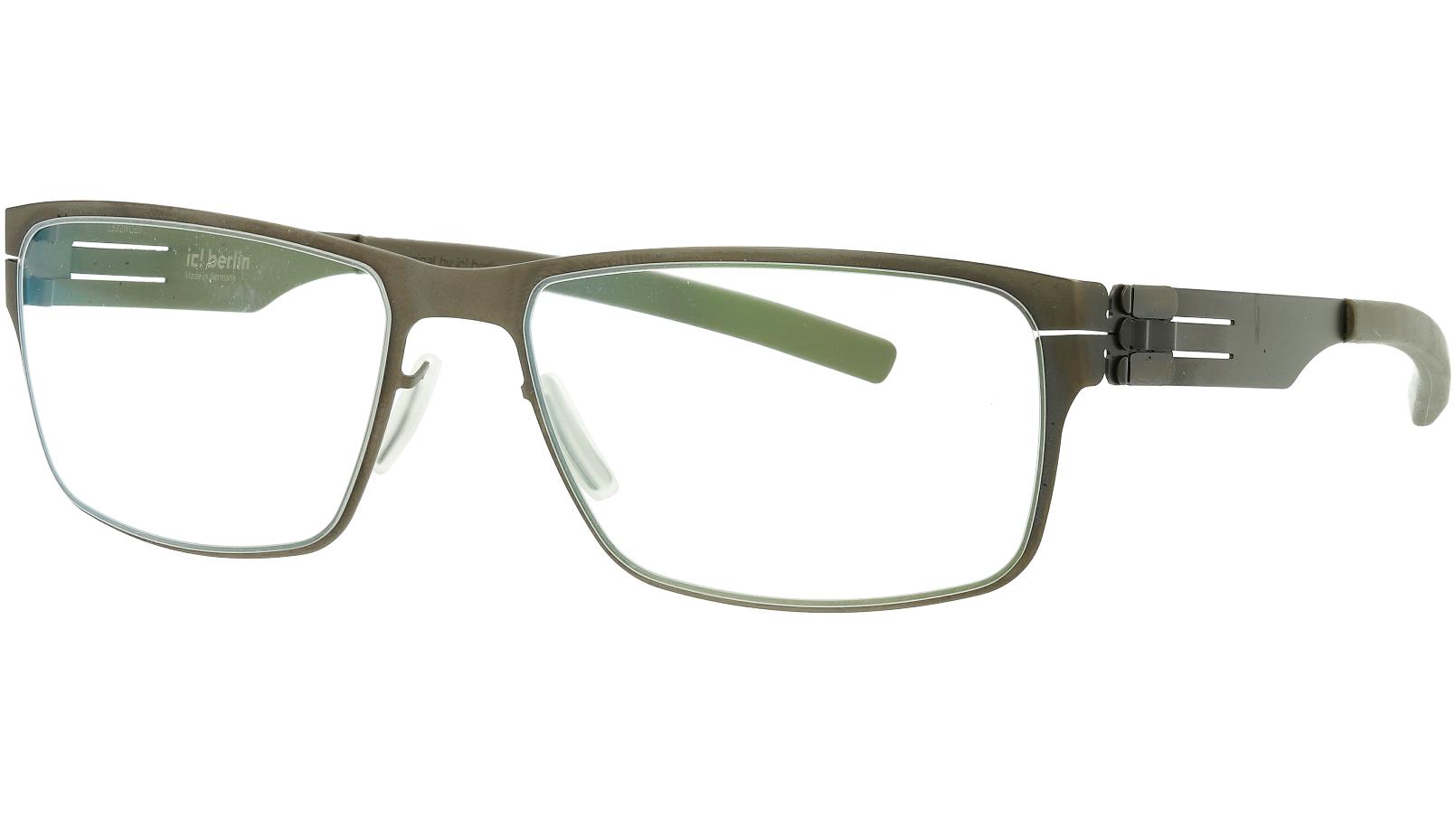 ic! Berlin Paul R. Graphite 55 Flex Glasses
