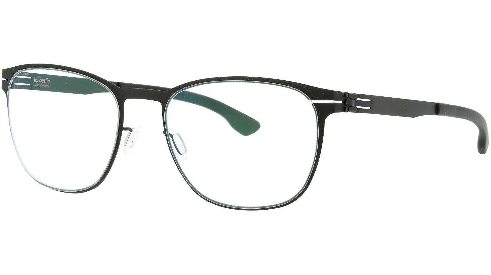 ic! Berlin Stefan K. Black 52 Donnerstag Glasses