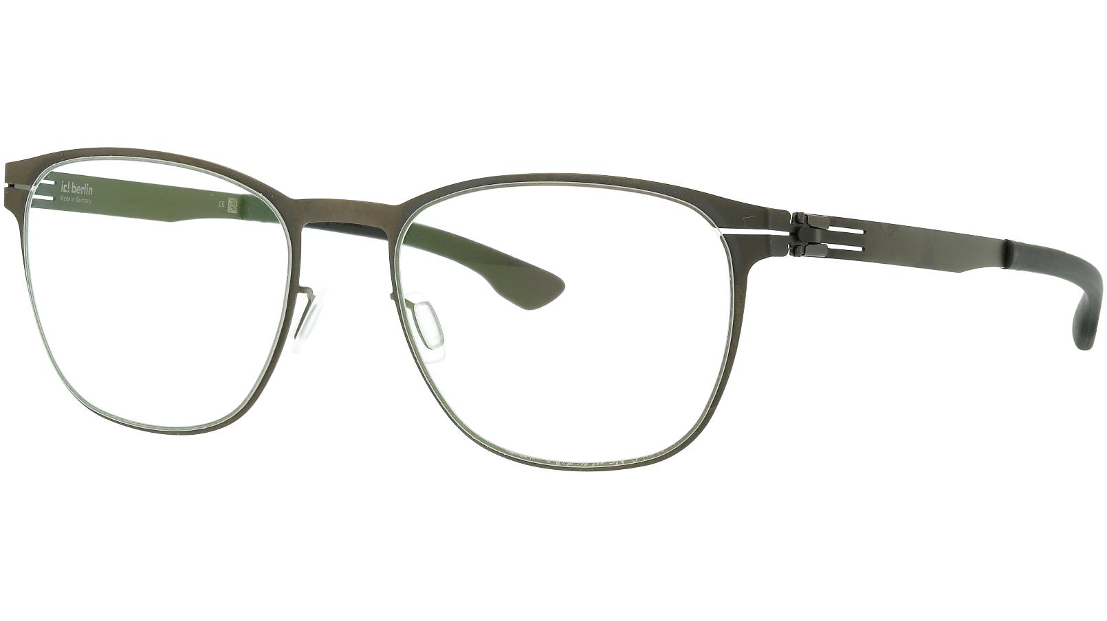 ic! Berlin Stefan K. Graphite 52 Donnerstag Glasses