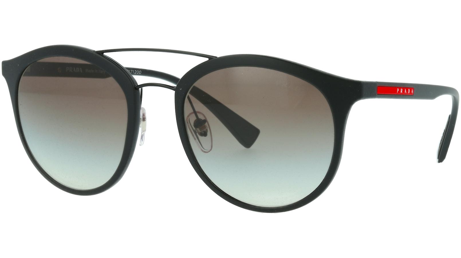 Prada Linea Rossa PS04RS DG00A7 54 BLACK Sunglasses