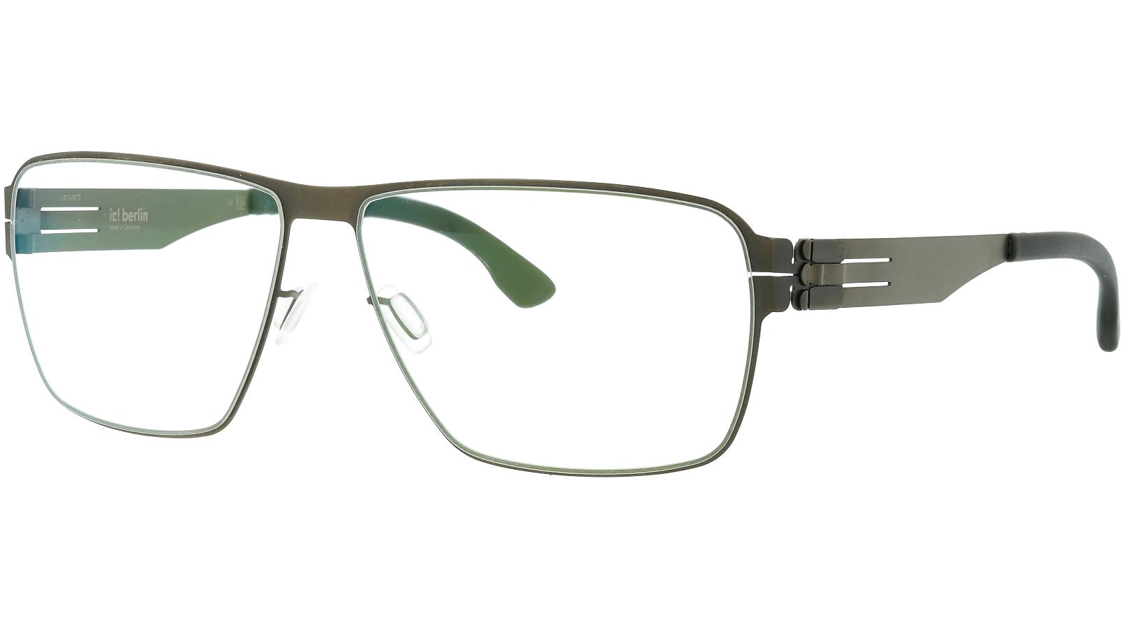 ic! Berlin Thorsti S. Graphite 60 Donnerstag Glasses
