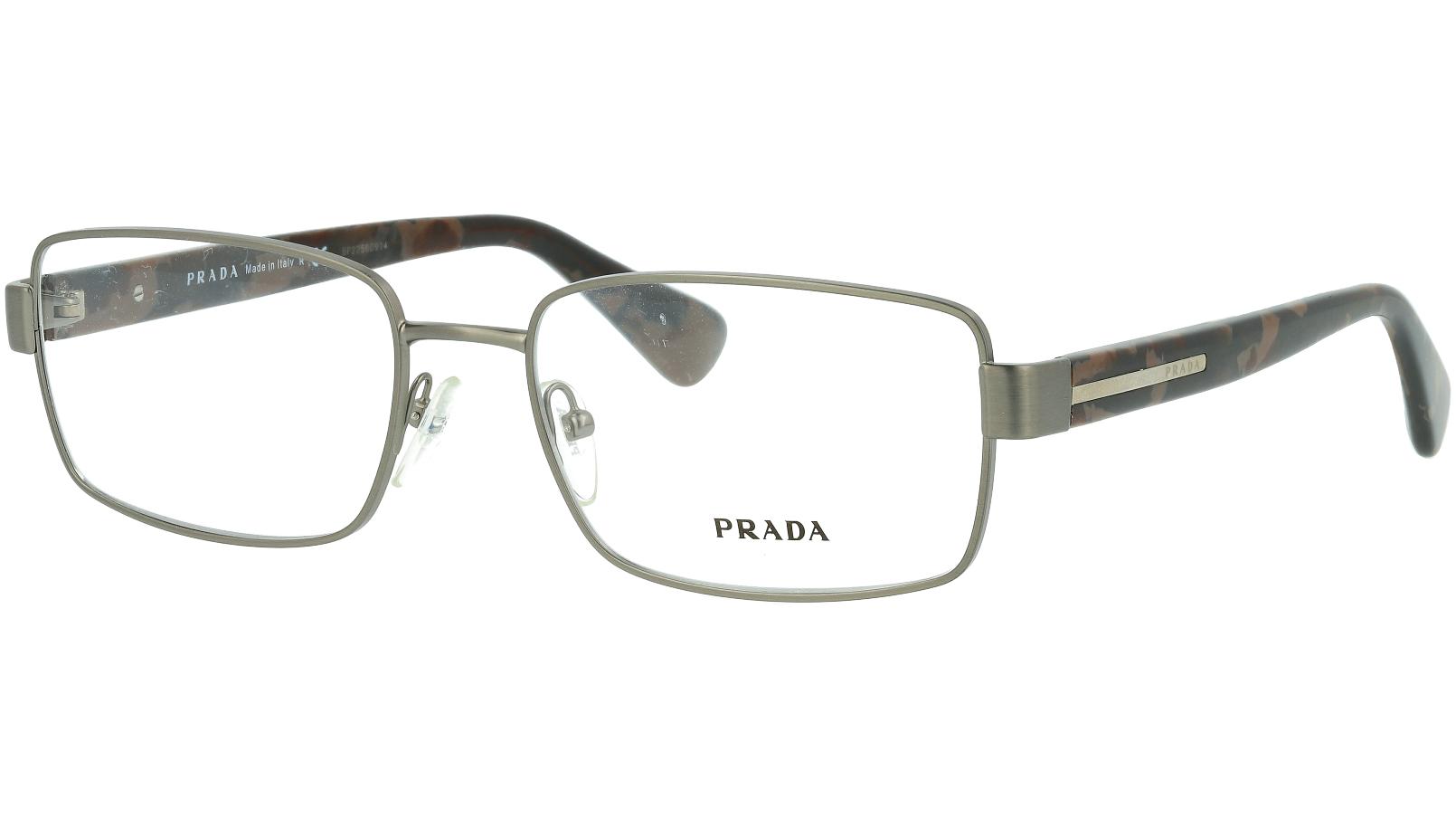 Prada PR60QV LAI1O1 56 GUNMETAL Glasses