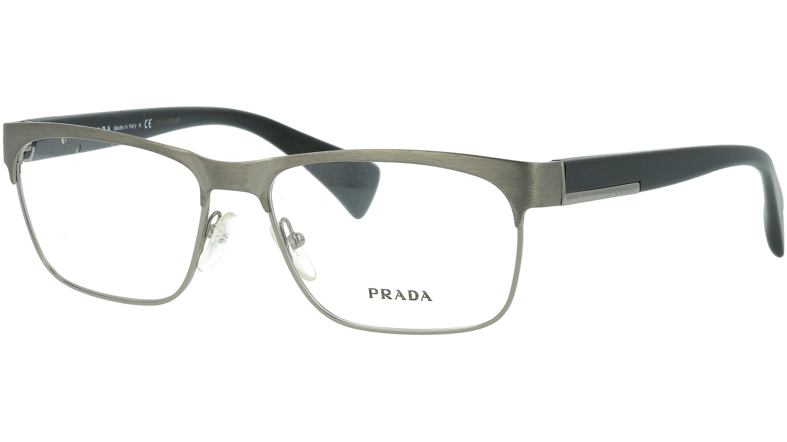 Prada PR61PV DHG1O1 55 GUNMETAL Glasses