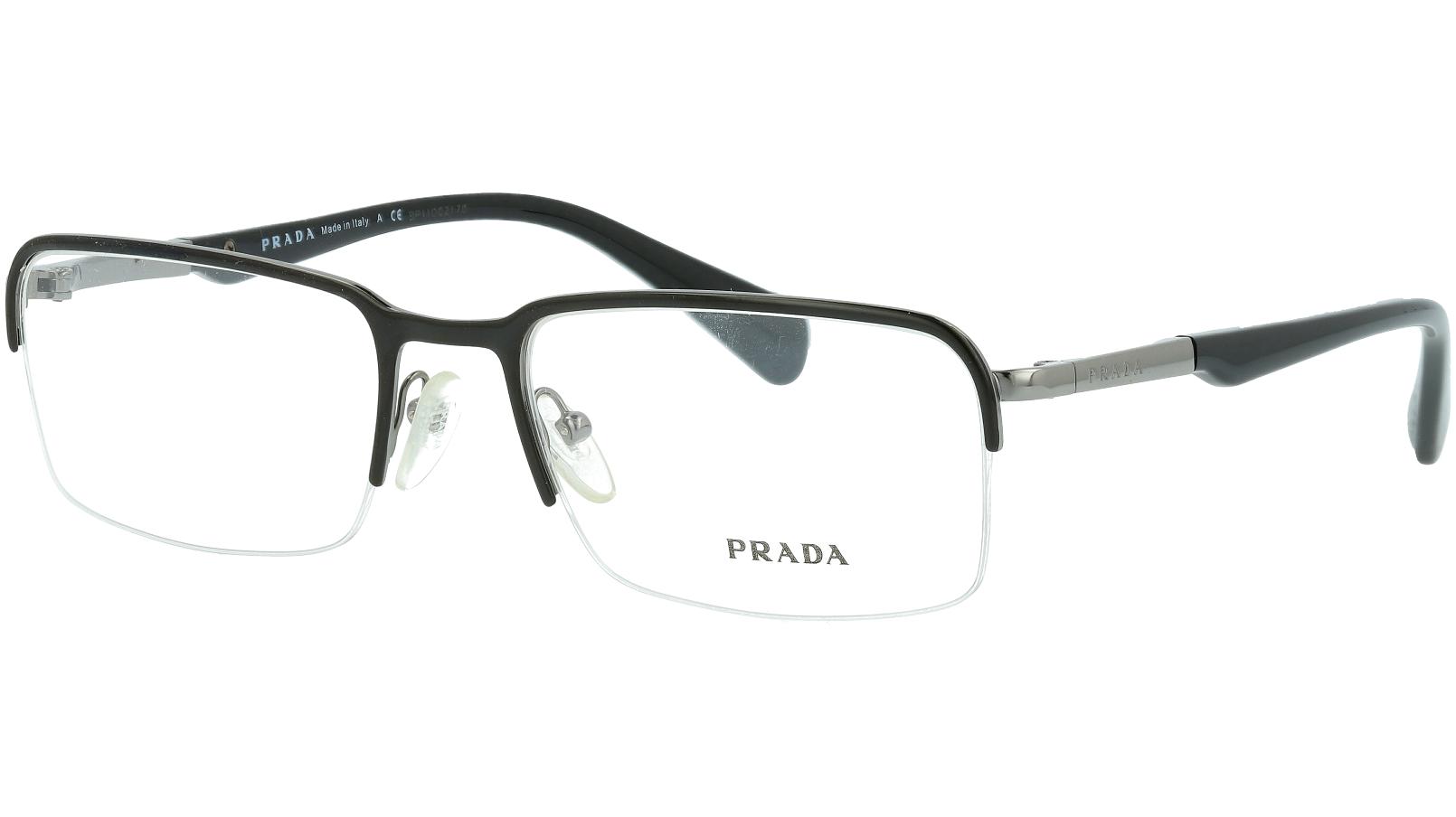 Prada PR59QV FAR1O1 55 BLACK Glasses