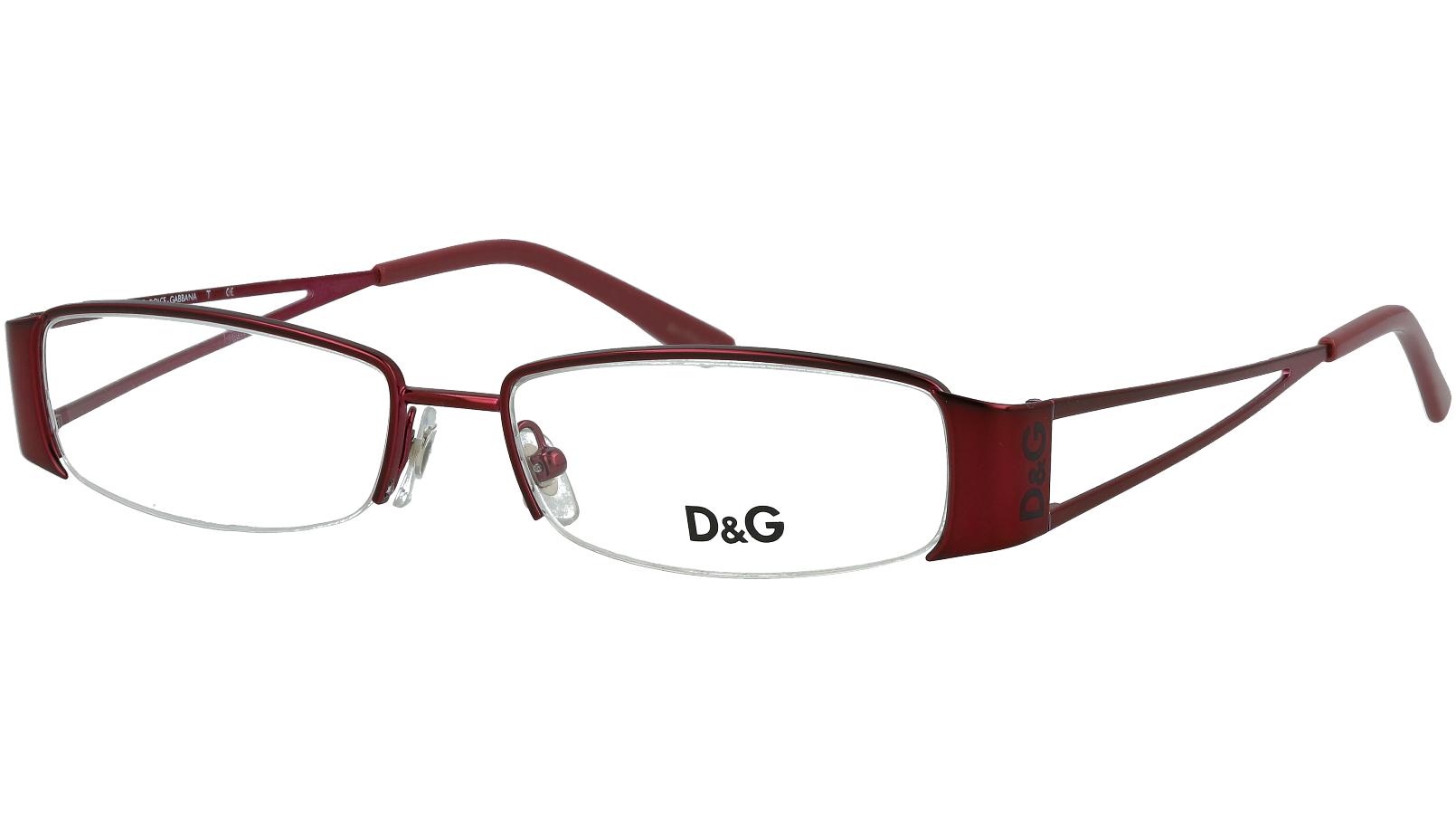 Dolce&Gabbana DG5027 075 50 RED Glasses