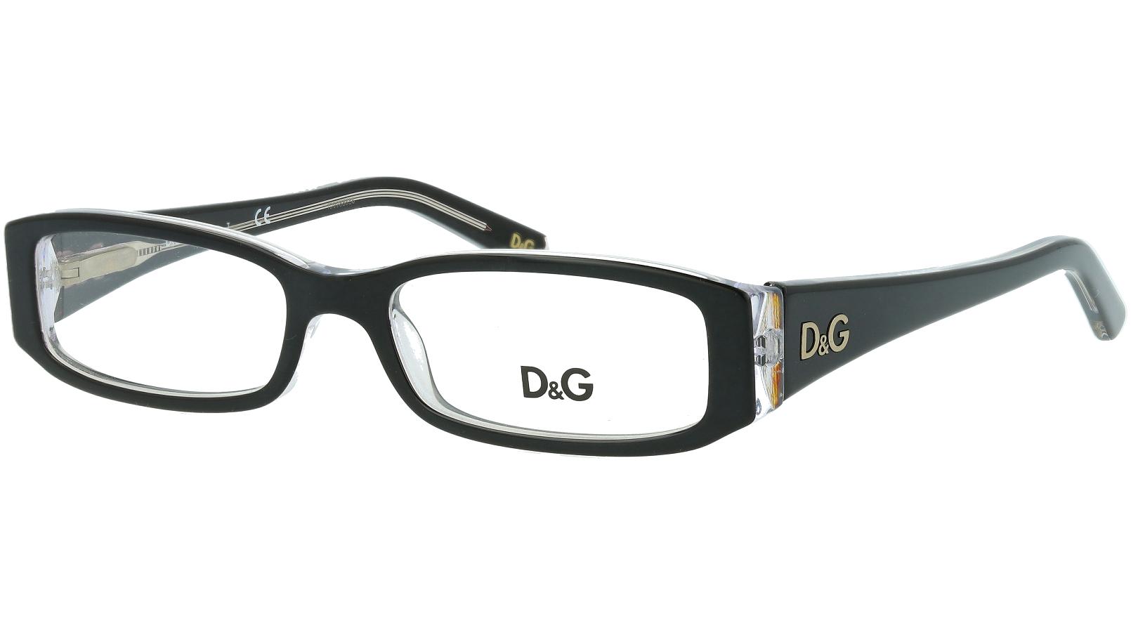 Dolce&Gabbana DG1179 675 51 BLACK Glasses