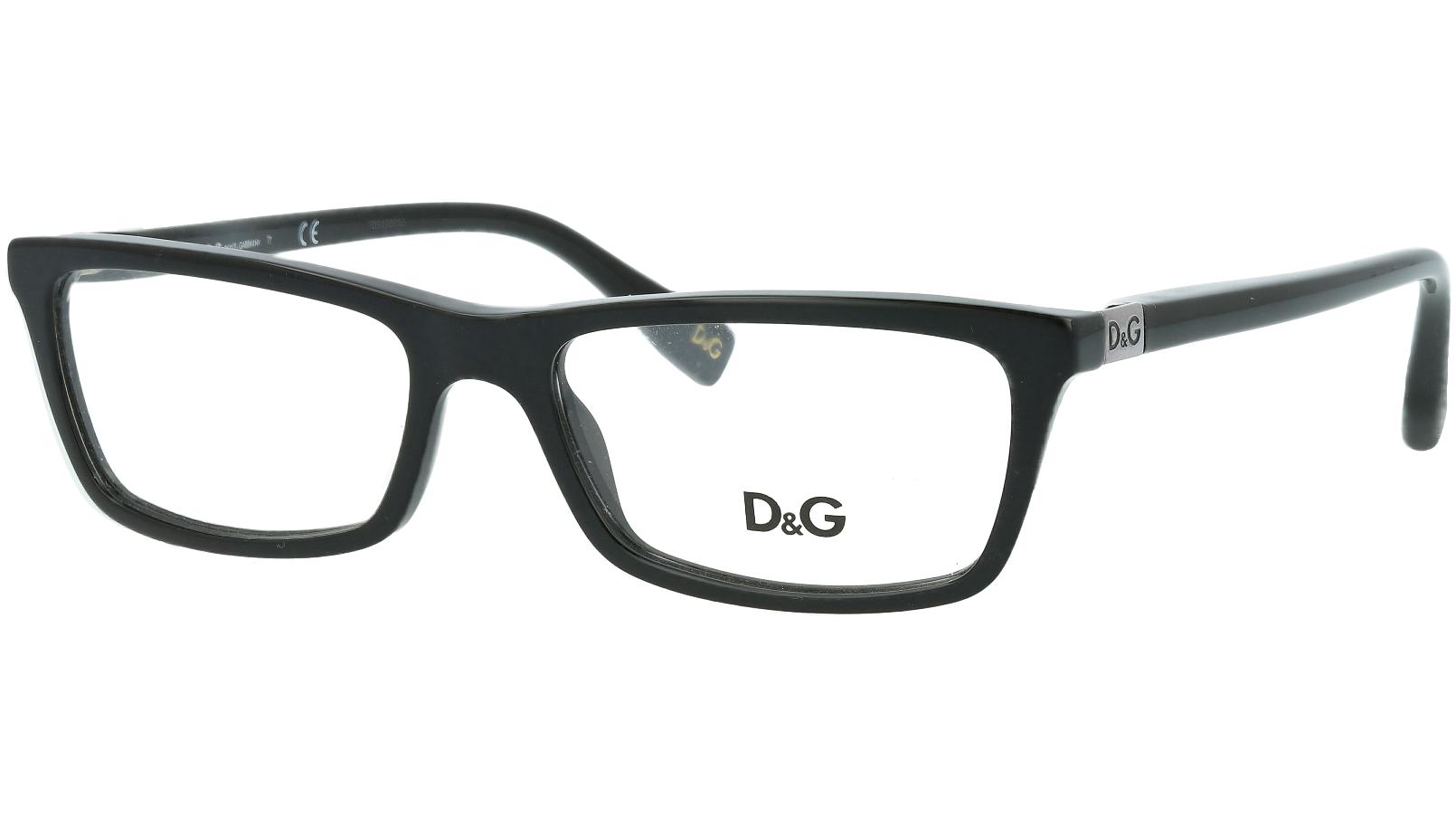 Dolce&Gabbana DG1215 501 52 BLACK Glasses