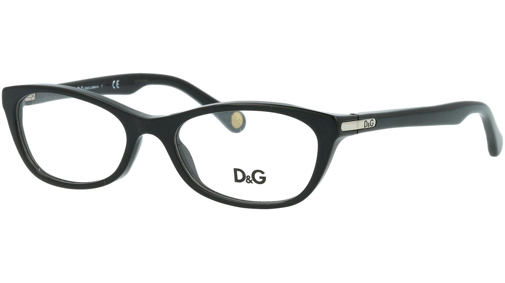 Dolce&Gabbana DG1218 501 51 BLACK Glasses