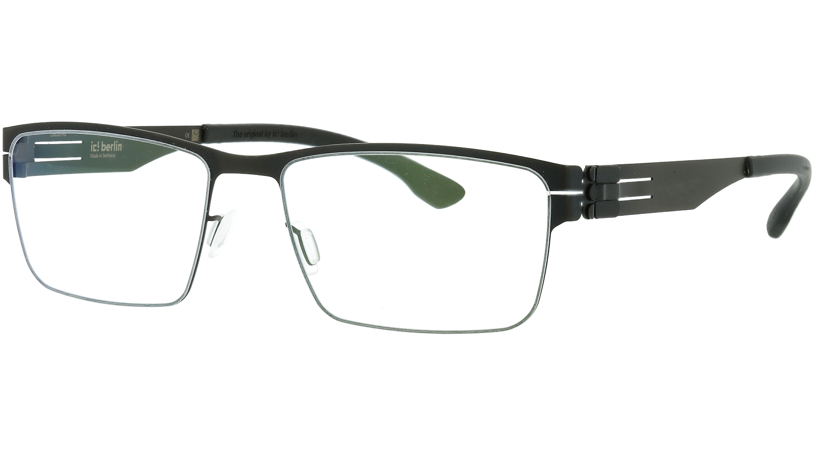 ic! Berlin Hania L. Black 56 Donnerstag Glasses