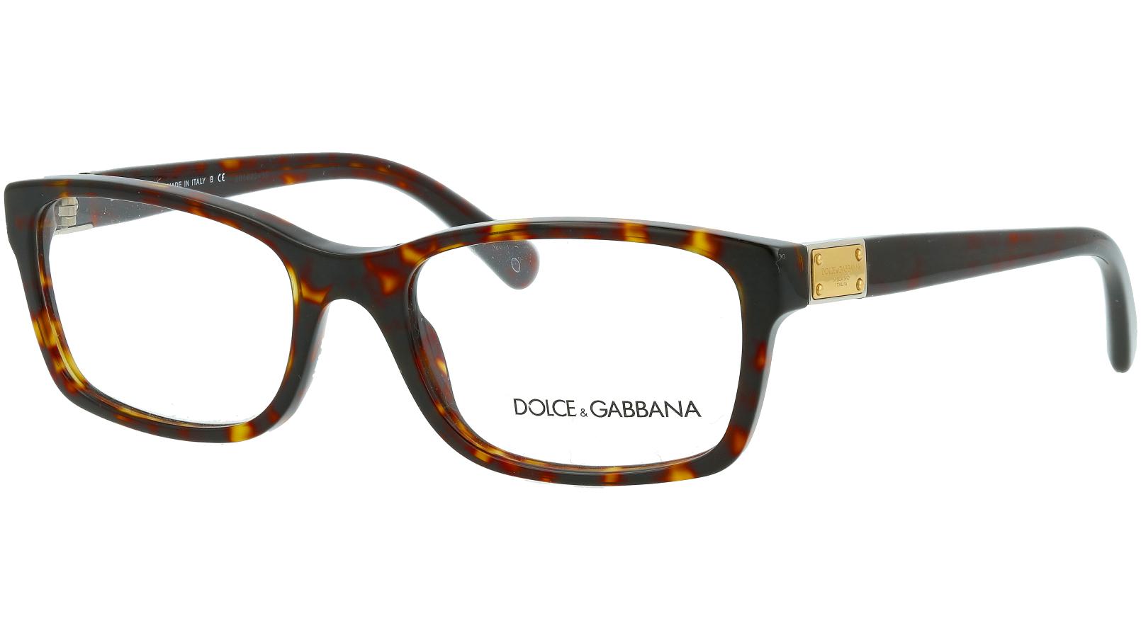Dolce&Gabbana DG3170 502 53 HAVANA Glasses