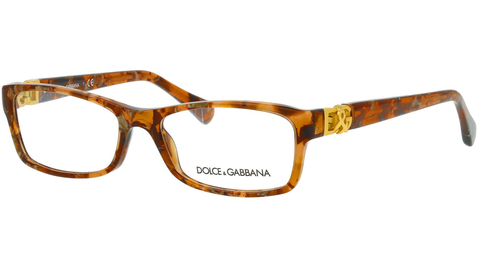 Dolce&Gabbana DG3147P 2550 53 HAVANA Glasses