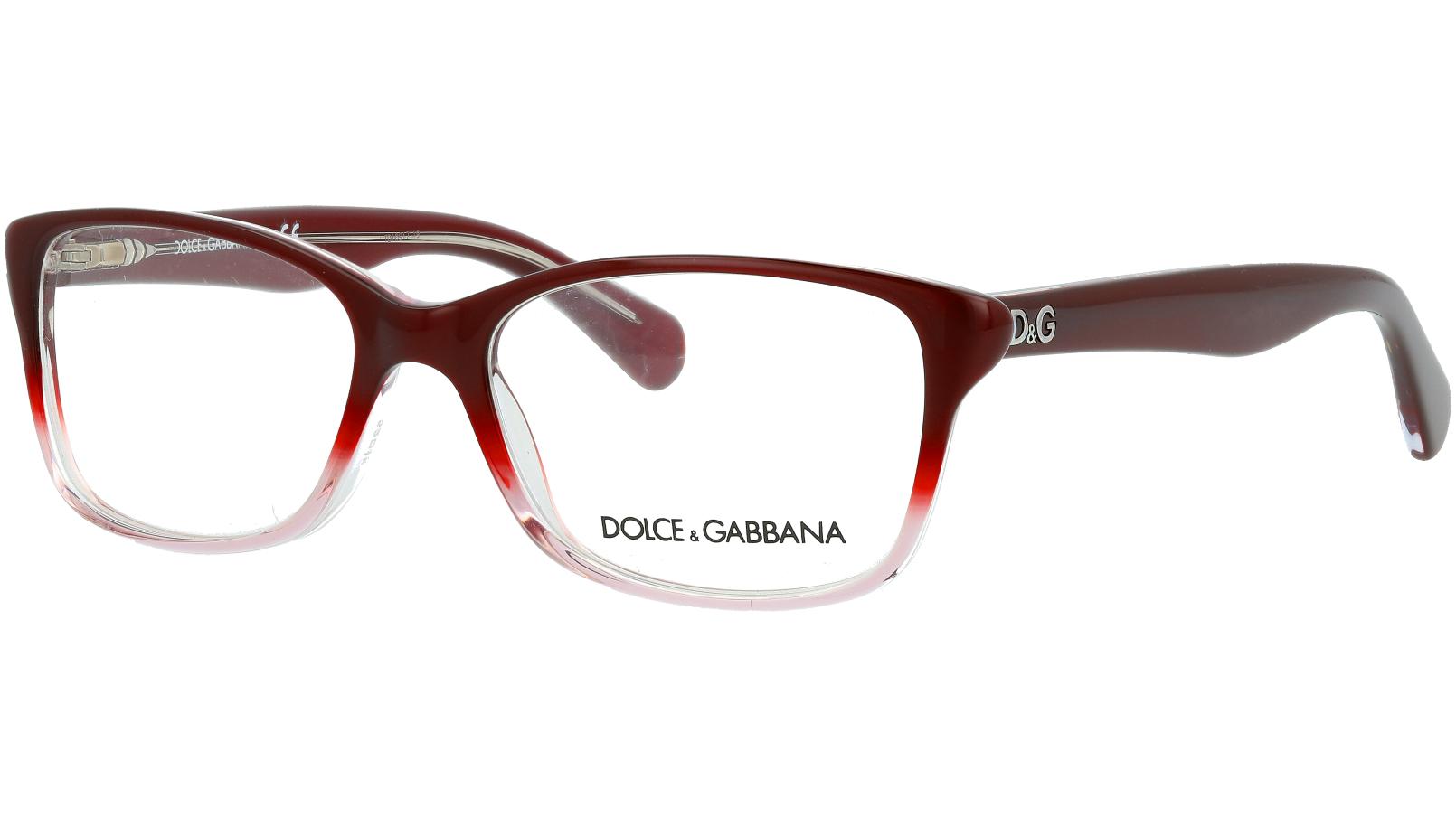 Dolce&Gabbana DD1246 2601 52 RED Glasses
