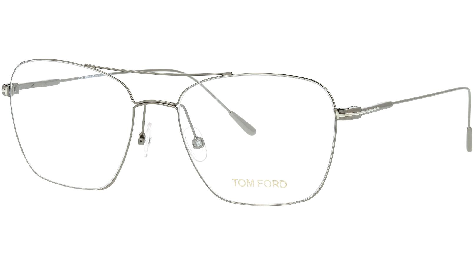 Tom Ford TF5604 008 54 GUNMETAL Glasses