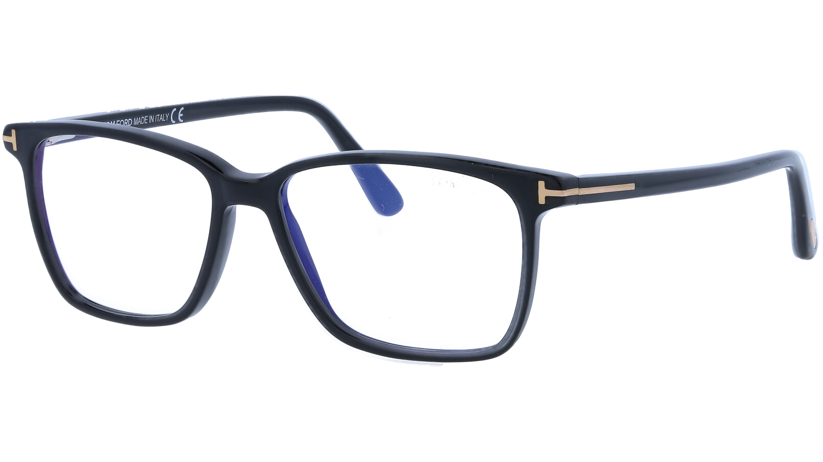 Tom Ford TF5478-B 001 53 Black Glasses