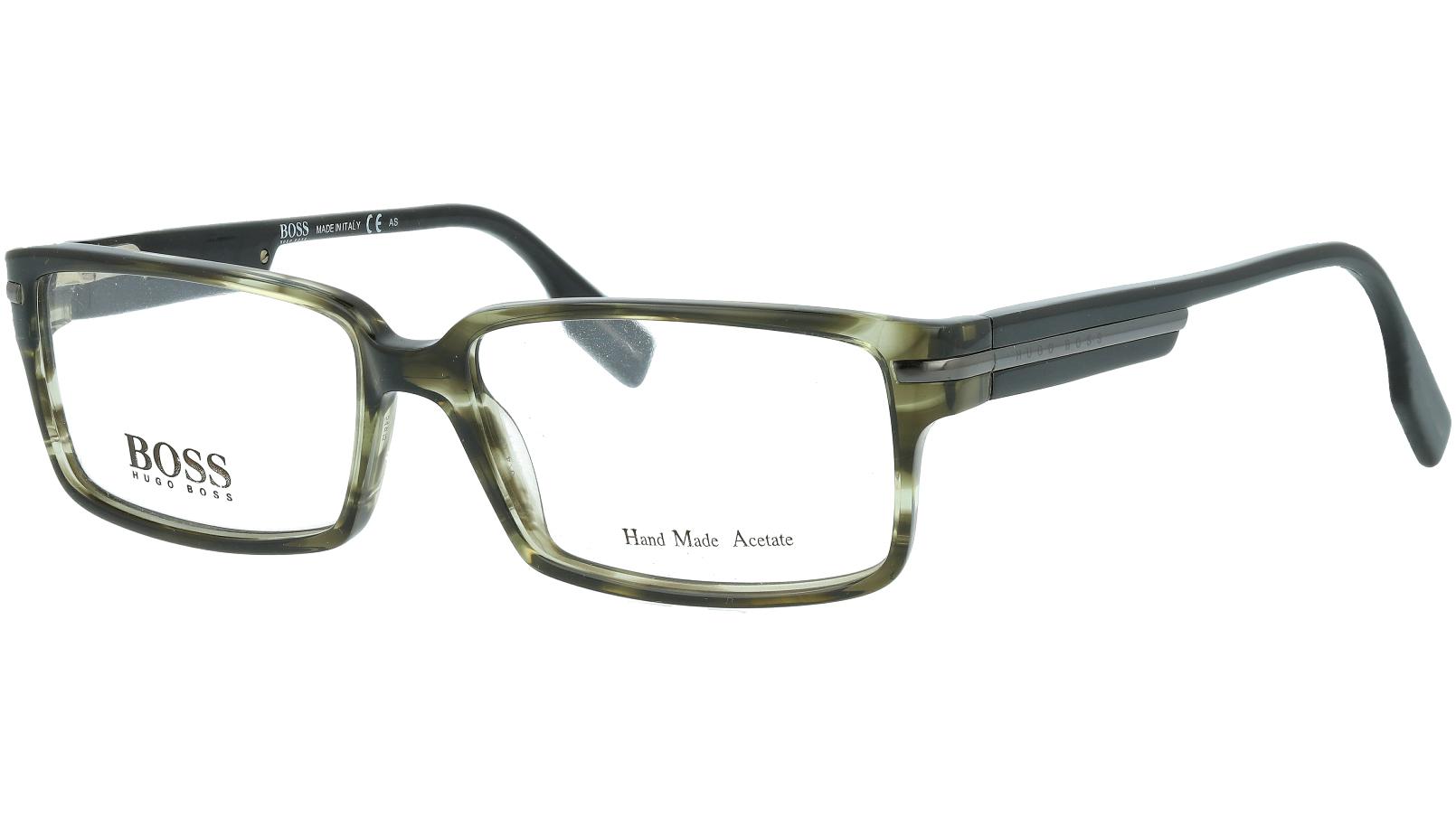 HUGO BOSS BOSS0297 IZ6 52 HAVANA Eye Glasses