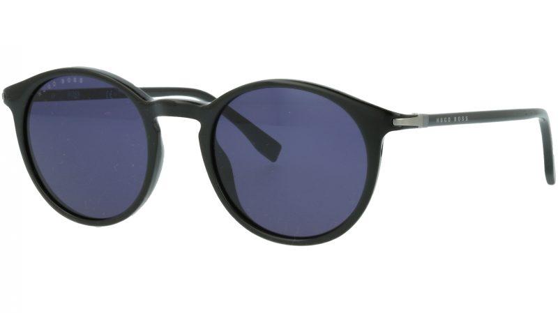 HUGO BOSS BOSS1003/S 807IR 50 BLACK Sunglasses