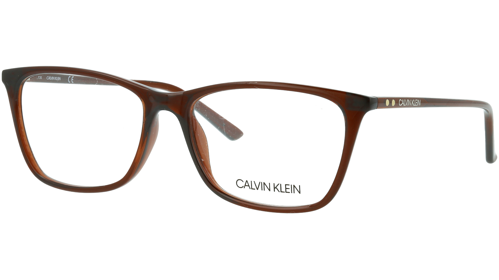 Calvin Klein CK18542 210 54 Brown Glasses
