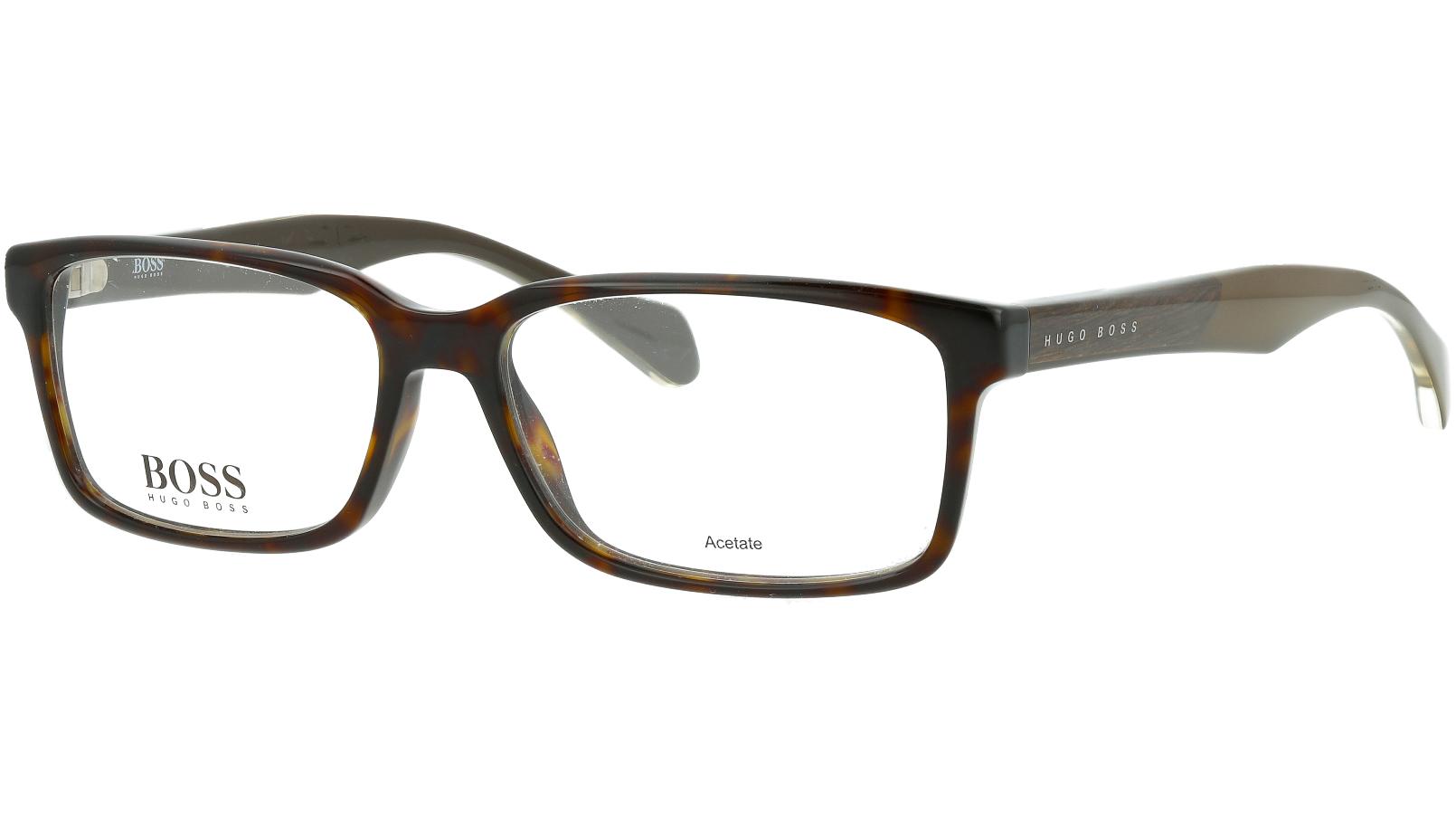 HUGO BOSS BOSS0914/N 086 55 DARK Eye Glasses