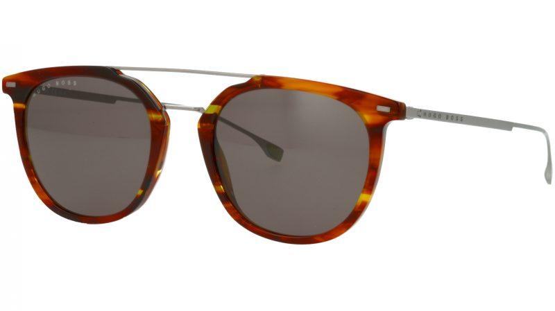 HUGO BOSS BOSS1013/S EX4IR 53 BROWN Sunglasses