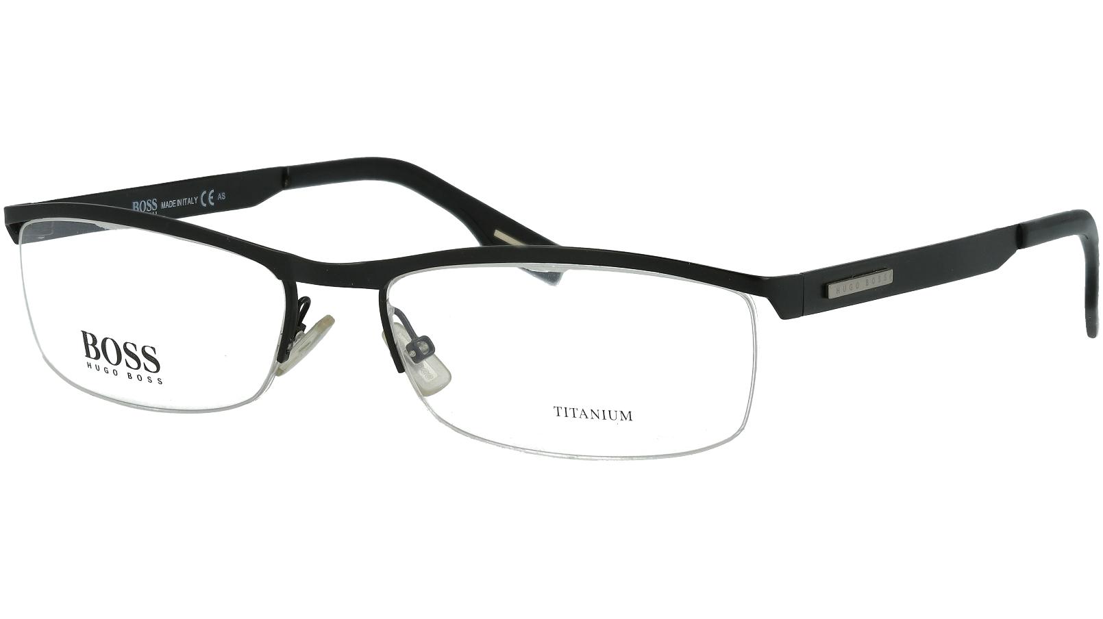 HUGO BOSS BOSS0380 003 56 BLACK Eye Glasses